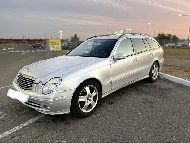 Mercedes Benz 4-matic W211 универсал