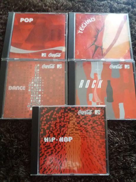 Mtv składanki 2003 5x cd