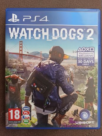 Gra PlayStation 4 PS4 Watch Dogs 2