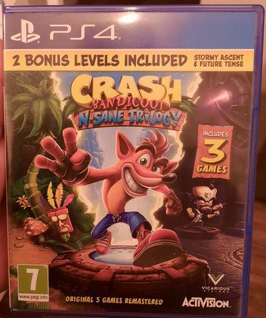 Crash.. ps4.. pl..