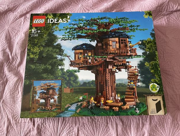 LEGO Ideas 21318 Домик на дереве