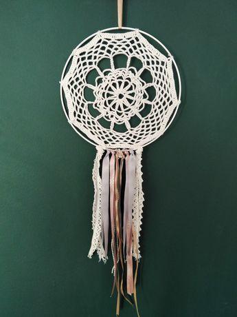 Łapacz snów dekoracja handmade