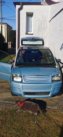 Microcar mc1 stan bardzo dobry bez prawa jazdy