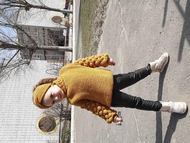 Свитер в стиле Zara