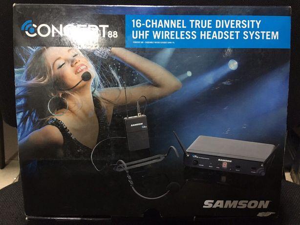 Радиосистема Samson CONCERT 88 ОРИГИНАЛ