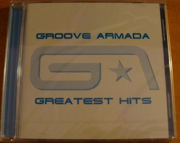 Groove Armada - Greatest Hits CD