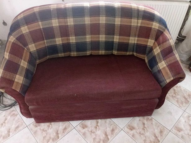 Sprzedam sofę z fotelami