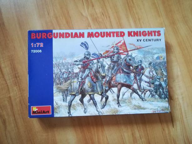 Modele Zabawiki Wojna Rycerze na koniach