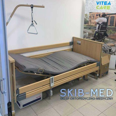 Łóżko rehabilitacyjne - wypożyczenie Łęczna