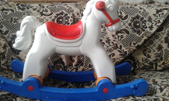 Каталка лошадка Orion гойдалка