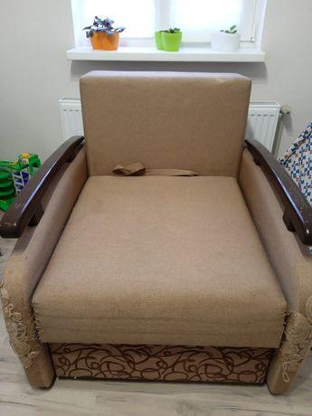 Кресло кровать б/у