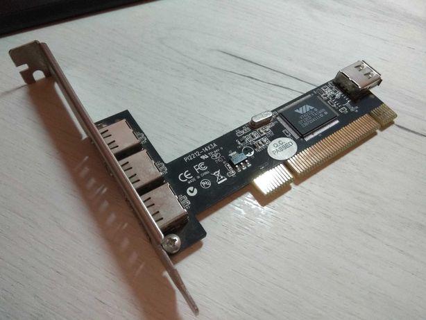 PCI to USB контроллер.