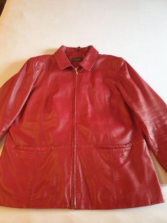 Куртка из кожи р.48 ф.Julia S. Roma