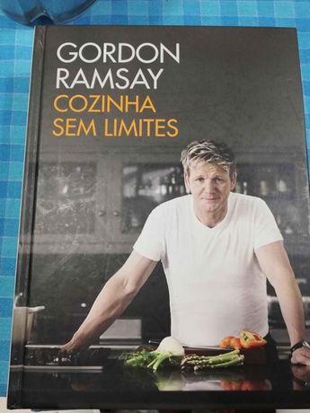 """Livro """"cozinha sem limites """""""
