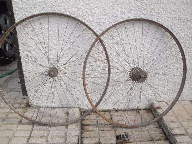 Peugeot 1920 , Aros vintage Bicicleta - ALTE FAHRRAD ANCIEN FRENCH