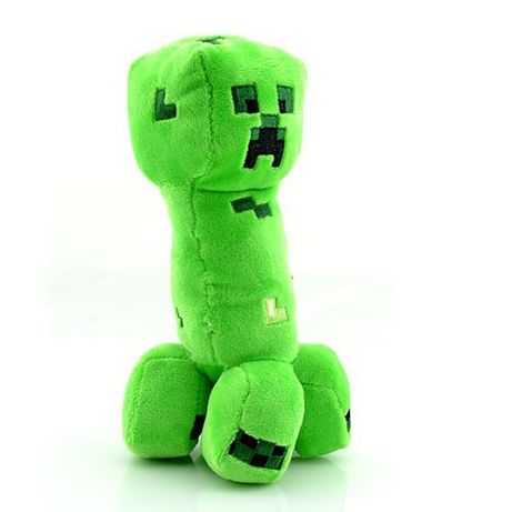 Мягкая игрушка Кріпер крипер Майнкрафт minecraft creeper 18 см