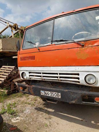 КАМАЗ - 5511 самосвал