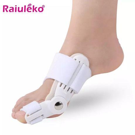 Ортопедическая шина бандаж корректор косточка пальца стопы 4 цвета