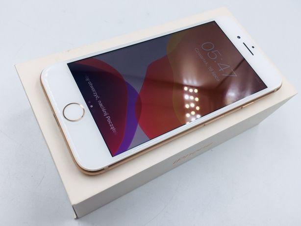 iPhone 8 64GB GOLD • NOWA bateria • GW 1 MSC • AppleCentrum