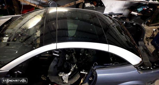 Capota Manual Ou Electrica Renault Megane Ii Coupé-Cabriolet (Em0/1_)