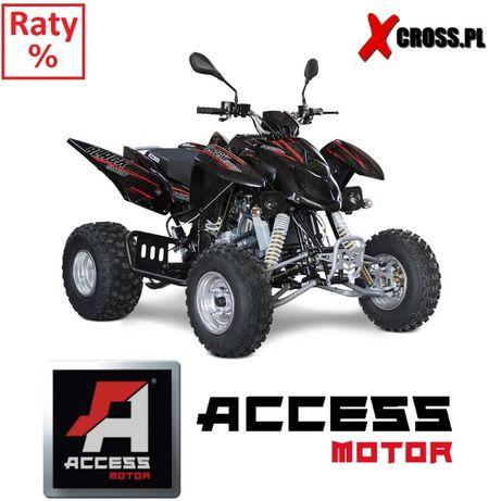 Quad Access Tomahawk SP 400 Black Edition T3b Raty Leasing Dostawa