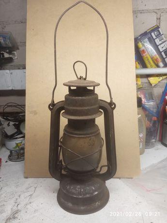 Niemiecka lampa naftowa