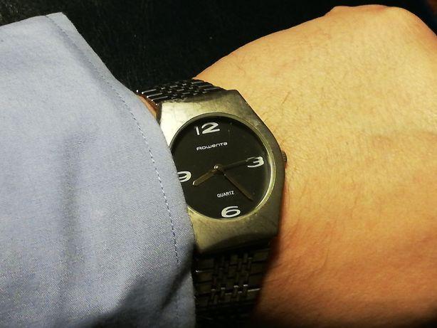 Sprzedam ładny męski zegarek Rowenta na bransolecie