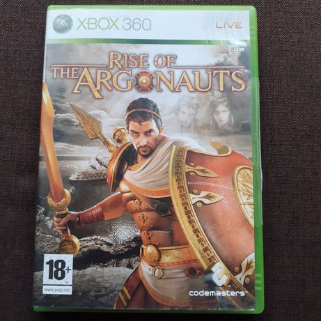 Gra Rise of the Argonauts na xbox 360