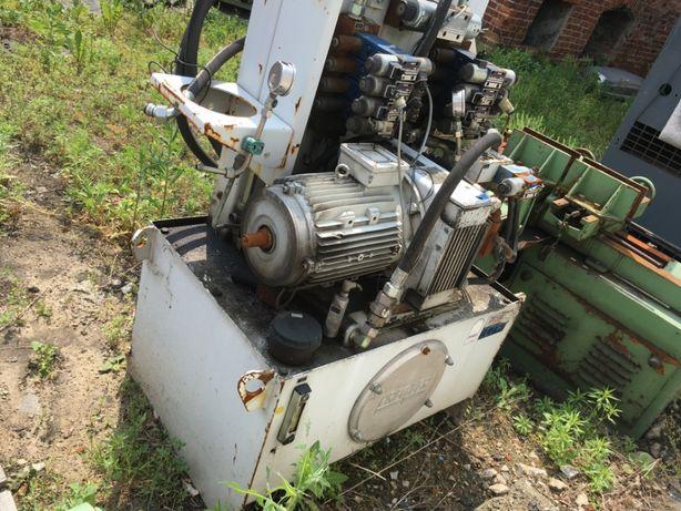 Agregat hydrauliczny Pregler 200bar 15kw