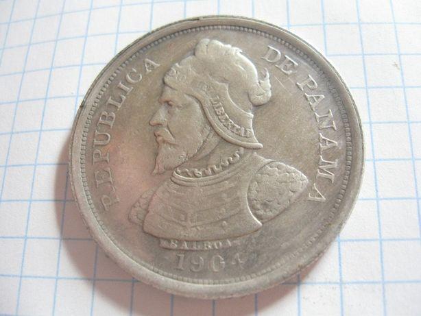 Moneta stara marka 5 marek