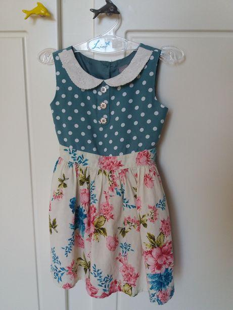 Sukienka w kwiaty TU , 104