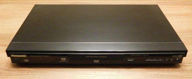 Odtwarzacz DVD Panasonic S-27