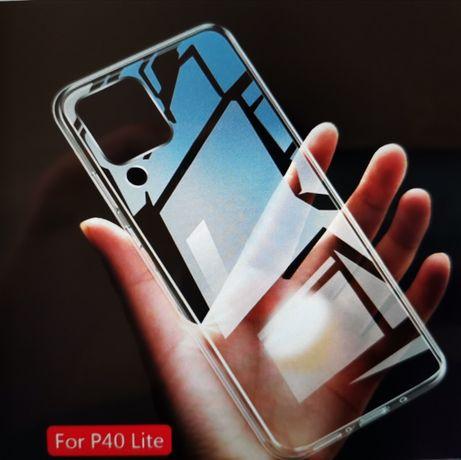 Etui Clear Case elastyczne żelowe etui do HUAWEI P40 LITE