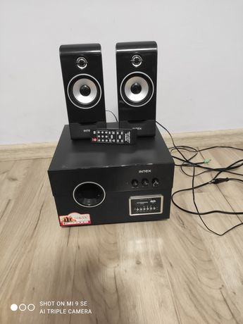 Głośniki do komputera z radiem FM