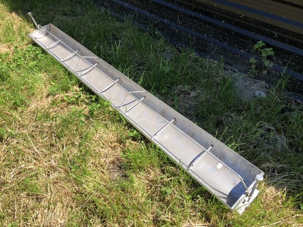Dokarmiacz, PODKARMIACZ z kwasowki - NIERDZEWNE - 2 metry dla prosiat