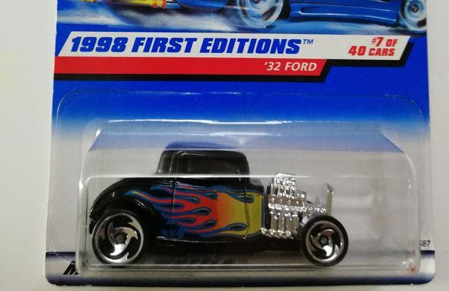 Hot Wheels Hot Rod '32 FORD rok 1997