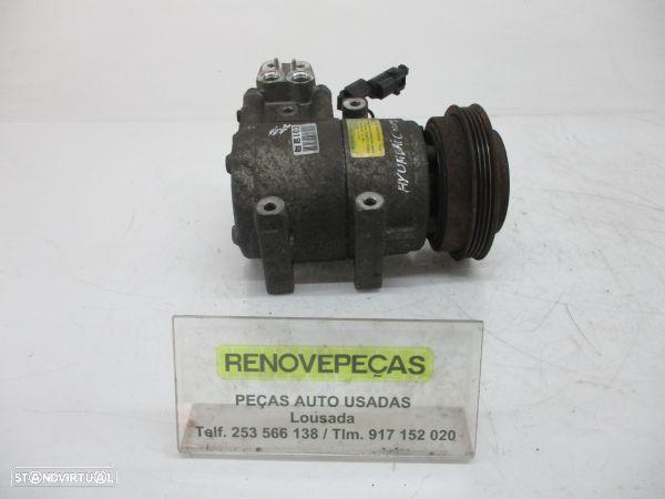 Compressor Do Ar Condicionado Hyundai Coupe (Gk)