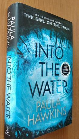 Into The Water Paula Hawkins / В тихом омуте Пола Хокинс на английском