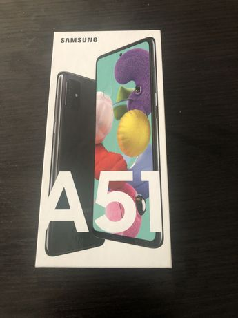 Samsung A51. Nowy, nie otwierany.