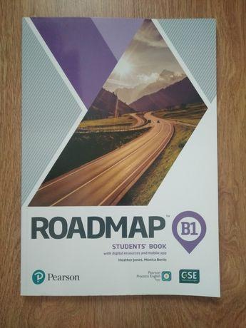 Roadmap B1 nowy podręcznik Student's book kod digital resourse Pearson