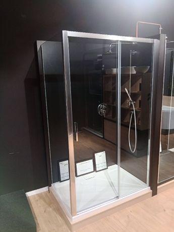 Kabina prysznicowa 120 x 80 nowa - poekspozycyjna BESCO