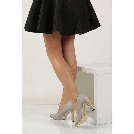 Monnari nowe buty czółenka pantofle r. 37 szpic