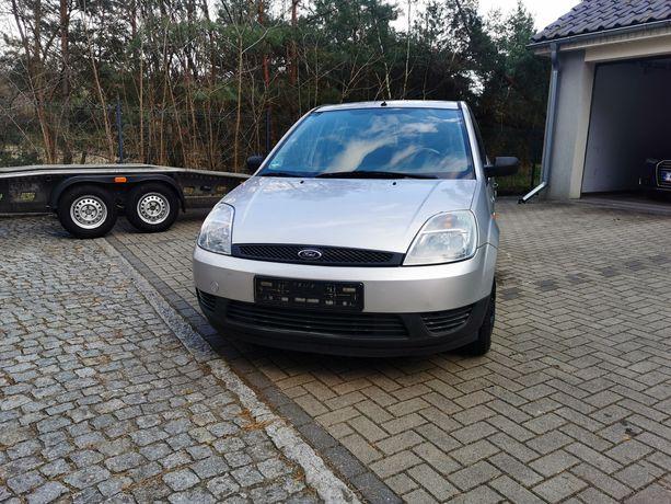 Samochód Ford Fiesta