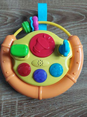 Zabawkowa kierowca