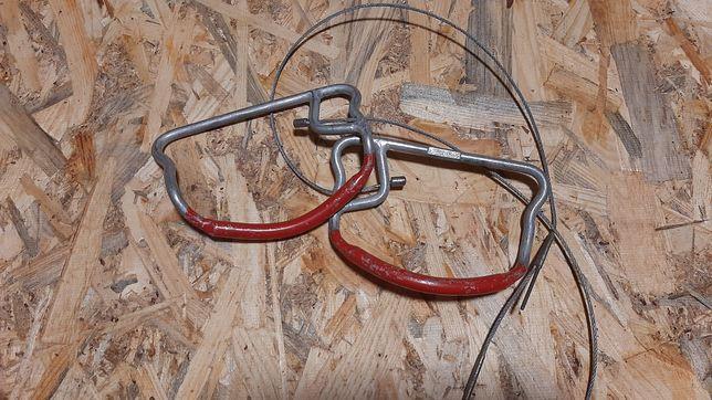 Вытяжное кольцо  от запасного парашюта з 5