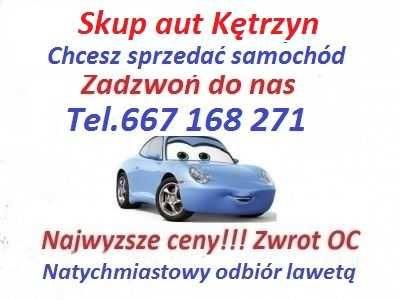 Skup aut Kętrzyn