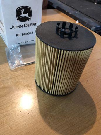 Filtr oleju wkład John Deere RE509672