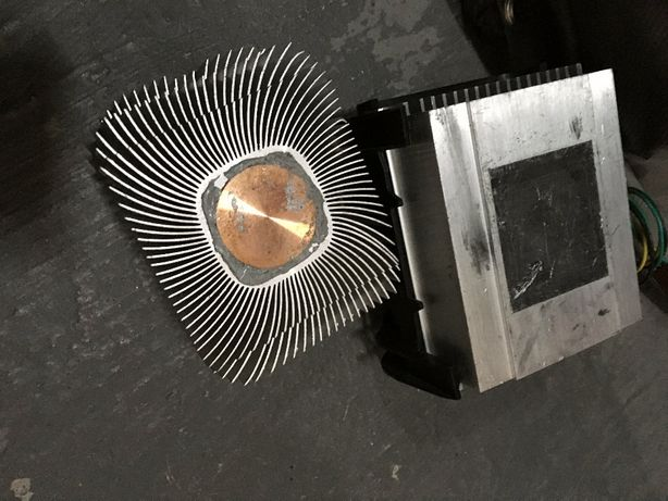 Радиаторы от процессоров. Для светодиодов или самоделок