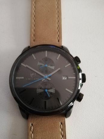 Meski zegarek, pasek skóra