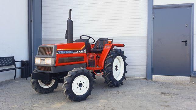Yanmar FX-22D. Mini traktor,sadowniczy ogrodniczy JAPAN TRAK